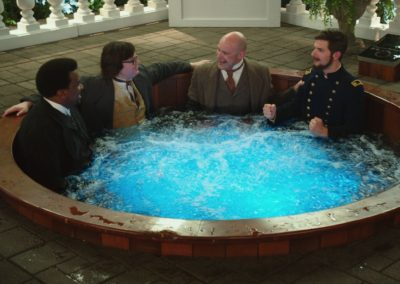 Hot Tub Time Machine 2 – Production Designer Additional Photgraphy