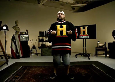 History Goes Hollywood ft Kevin Smith