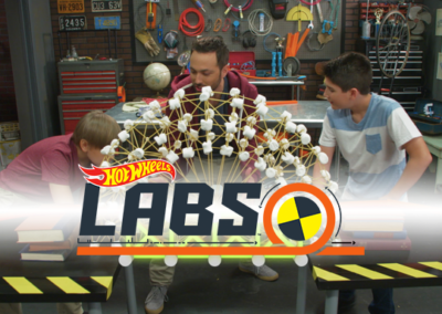 Hot Wheels – Labs