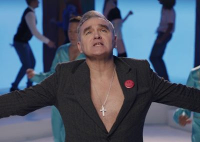 Morrissey – Jackie Is Only Happy Onstage