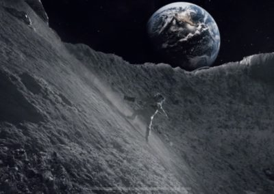 Geico – Moon Walking on the Moon?  (Seriously?)