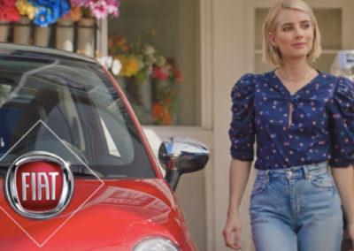 FIAT ft. Emma Roberts