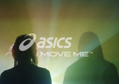 ASICS – I Move Me ft. Steve Aoki
