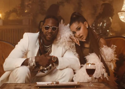 2 Chains ft Ariana Grande – Rule The World