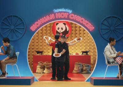 Panda Express – New Sichuan Hot Chicken